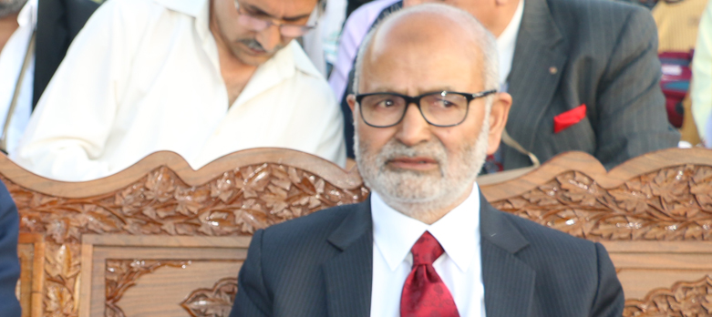 Naeem Akhtar, state Education Minister