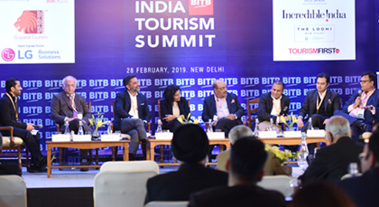BITB | India International Travel and Tourism Exhibition