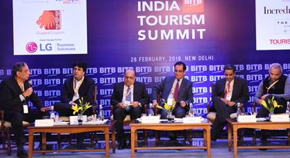 BITB   India International Travel and Tourism Exhibition